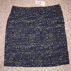 NWT Loft Skirt, sz 0
